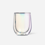 Stemless Glass Set - Prism S/2