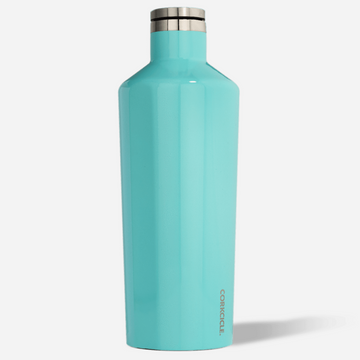 60oz Canteen - Gloss Turquoise