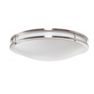 "18"" LED Flush Mount - 5CCT"