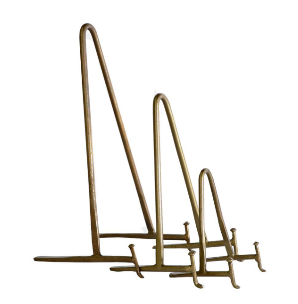 Brass Display Stands - Small