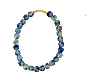 Mixed Glass Beads - Medium