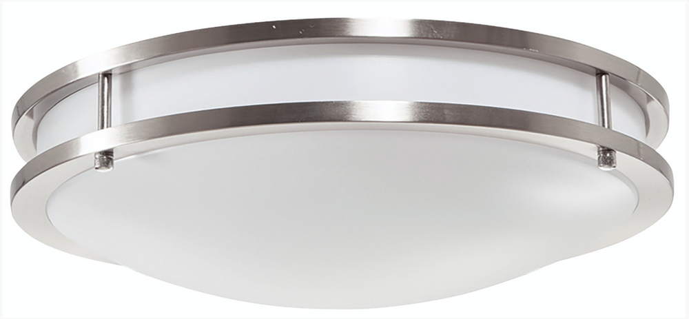 "Load image into Gallery viewer, 16"" LED Flush Mount - 5CCT"