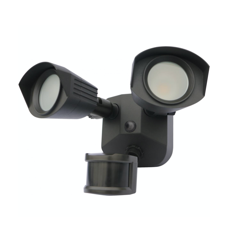 LED Security Light with Sensor - 3 color options