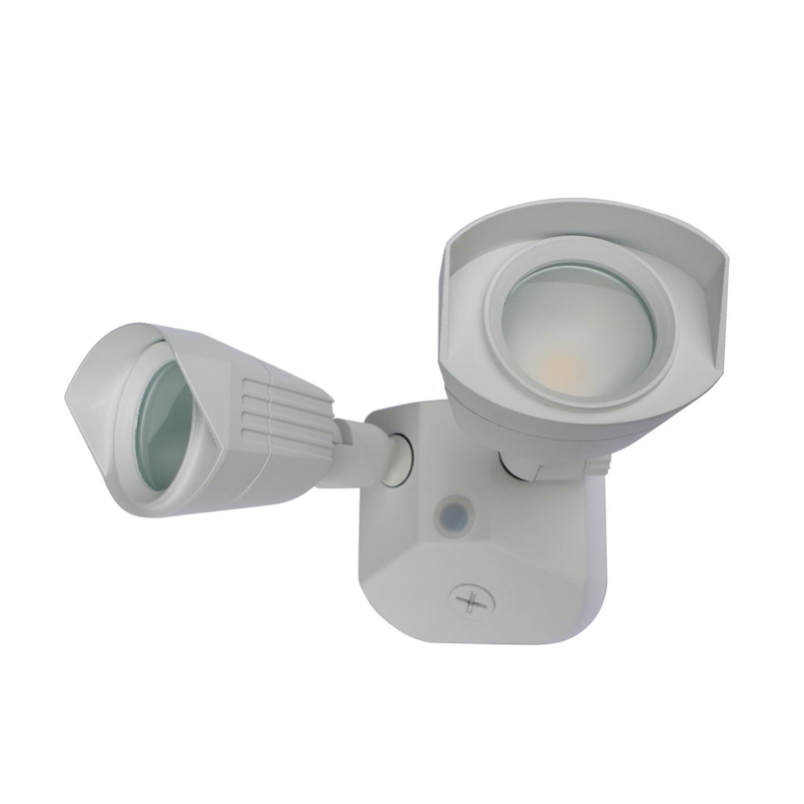 Dual LED Security Light - 3 Colors
