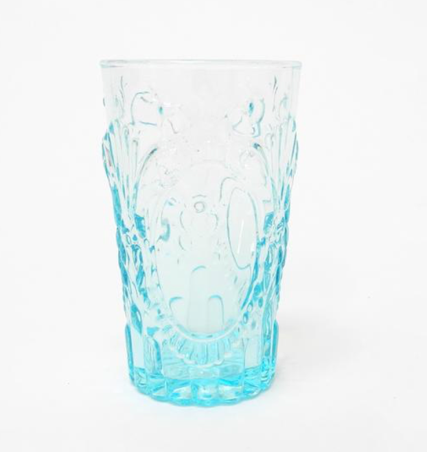 Grace Tumbler Glass - Blue