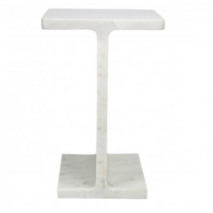 Numerals Side Table