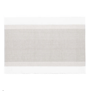Cafe Stripe Placemat - Plat