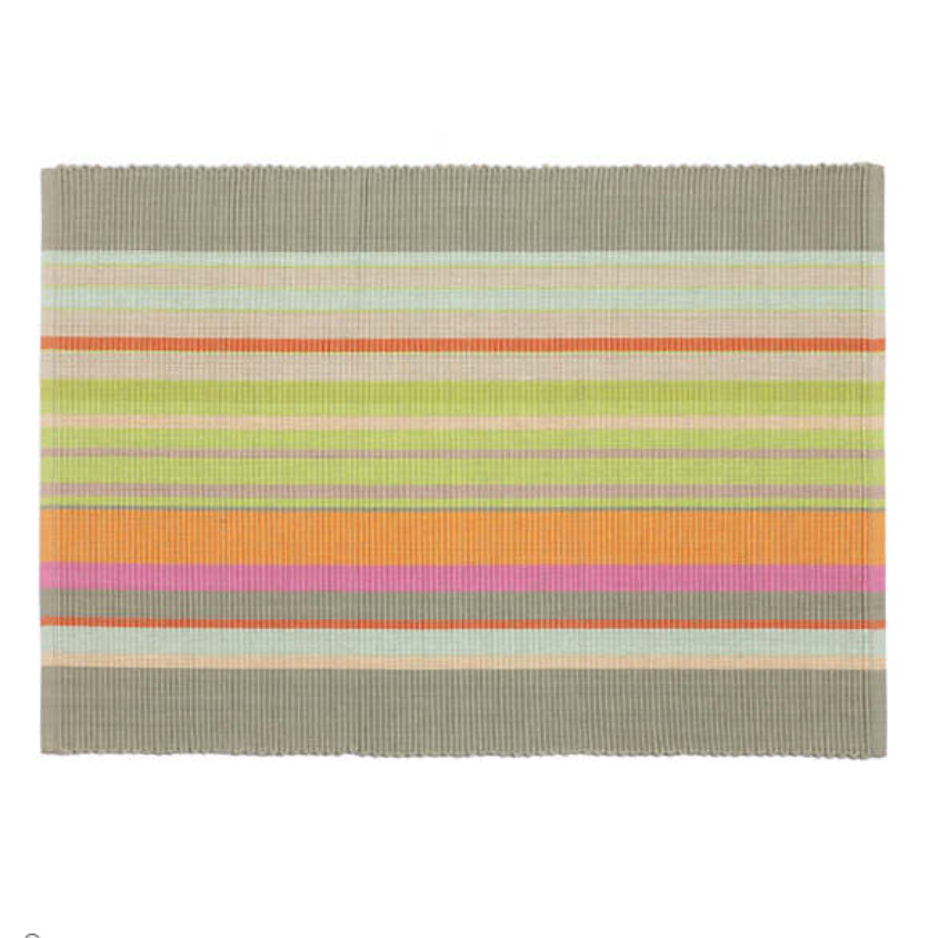 Load image into Gallery viewer, Stone Soup Placemat - Stripe