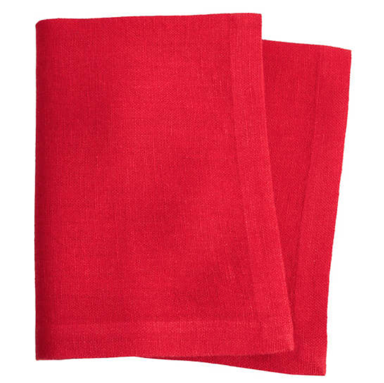 Load image into Gallery viewer, Stone Washed Napkin - Red