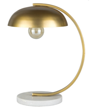 Lancer Desk Lamp - Gold