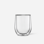 Stemless Glass Set - Clear S/2