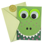 Dino-RAWR Birthday Card