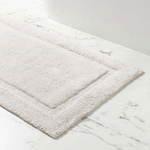 Classic Dove Grey Bath Rug - Two Sizes