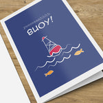 Birthday - Buoy Card