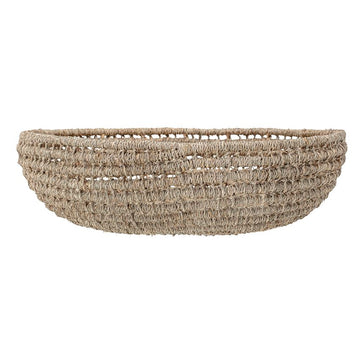 Natural Seagrass Basket 30