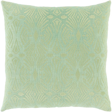 Accra Mint Pillow
