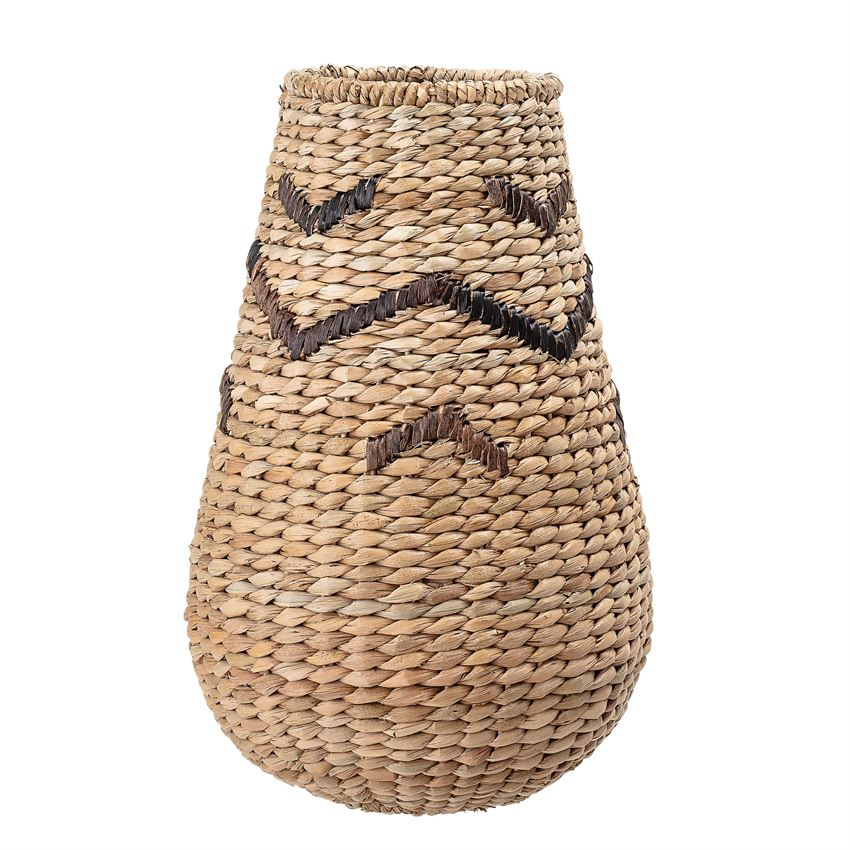 Natural Water Hyacinth Basket Small