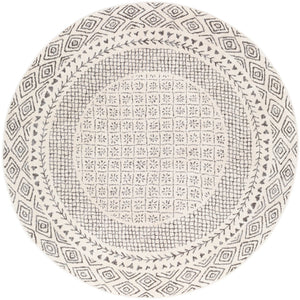 Load image into Gallery viewer, Bahar Round Rug - 5'