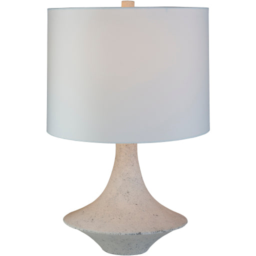 Bryant Table Lamp - White