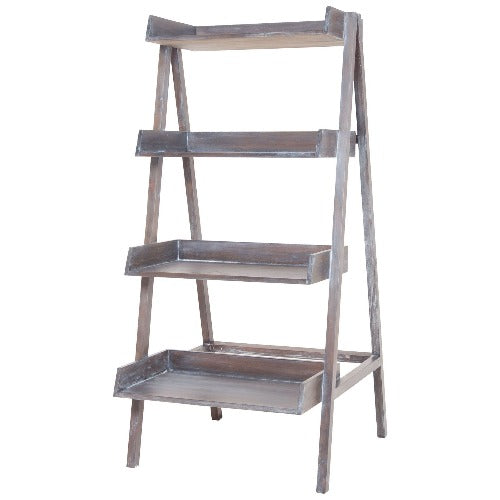 Ladder Shelf Grey