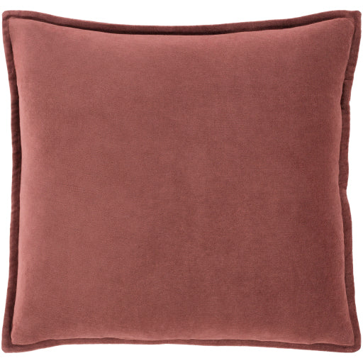 "Load image into Gallery viewer, 20"" Cotton Velvet Pillow"