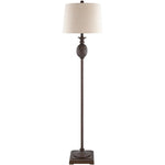Defoe Floor Lamp - Black