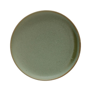 "Load image into Gallery viewer, 8"" Round Plate - Celadon"