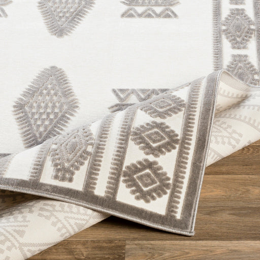 Load image into Gallery viewer, Dantel Grey Rug - 8x10