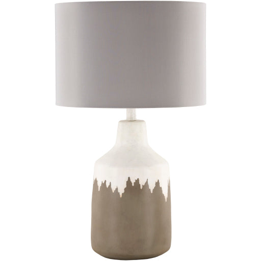 Foreman Two Tone Table Lamp