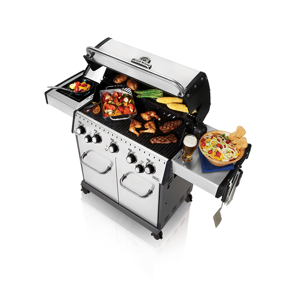 Baron S590 Broil King BBQ