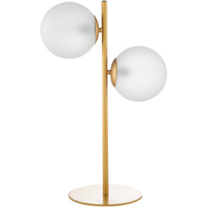 Jacoby Table Lamp - Gold