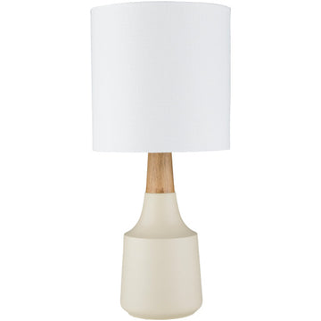 Kent Table Lamp - Ivory
