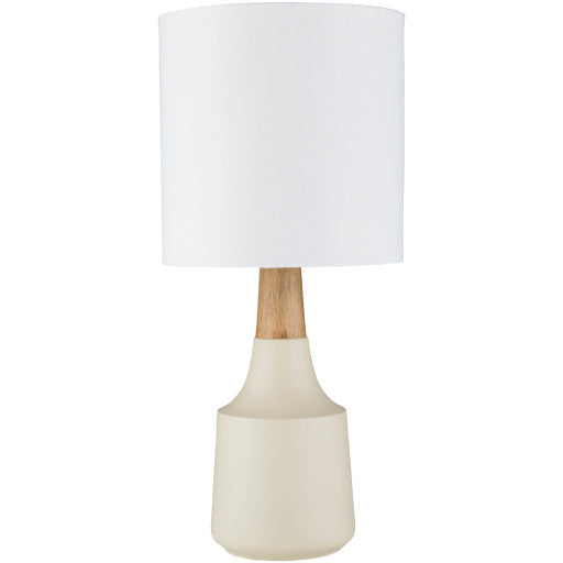 Kent Ivory Table Lamp