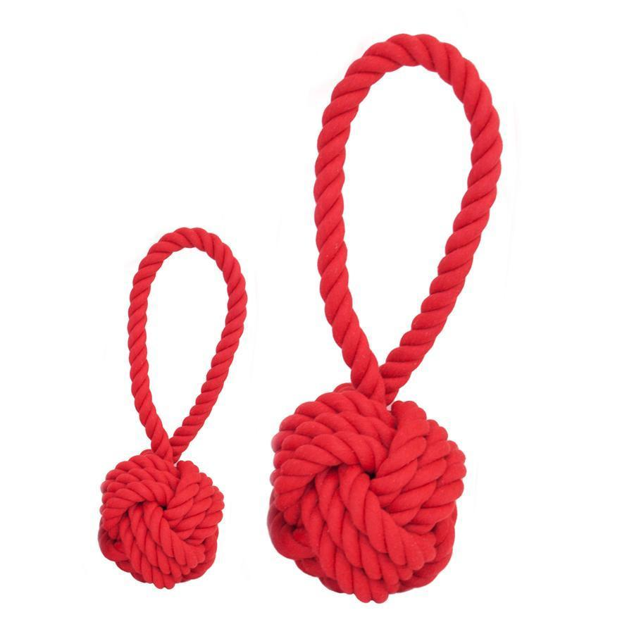 Rope Toy Red- Small