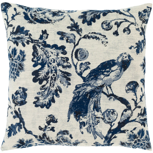 "Load image into Gallery viewer, 22"" Sanya Bay Pillow - Blue"