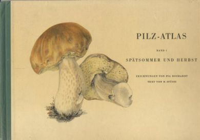 Pilz-Atlas Band 1