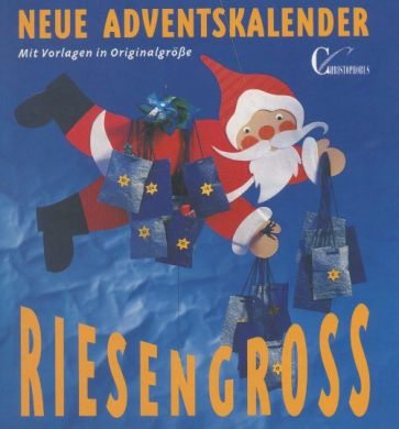 Neue Adventskalender  Riesengross