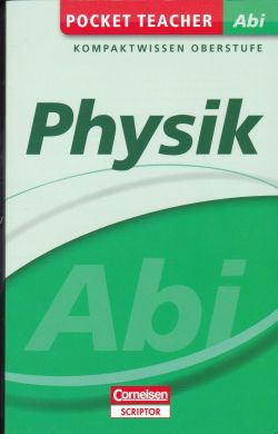 Pocket Teacher Abi - Physik