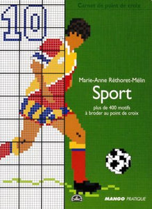 Sport - Carnet de point de croix