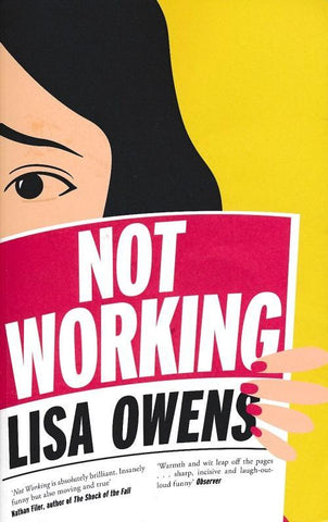 Not working Lisa Owens