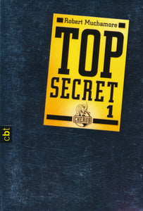 Top Secret 1 von Robert Muchamore