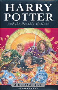 Harry Potter and the Deathly Hallows von J.K. Rowling