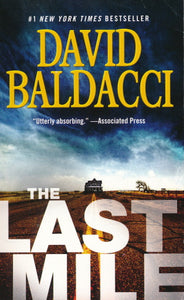 The Last Mile von David Baldacci