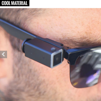 Cool Material: OPKIX One Wearable Cameras
