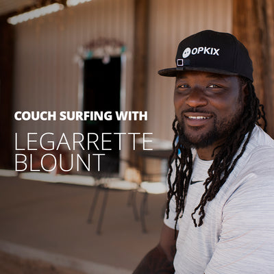 Couch Surfing with LeGarrette Blount