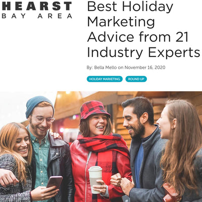 SF GATE: Best Holiday Marketing Advice from 21 Industry Experts