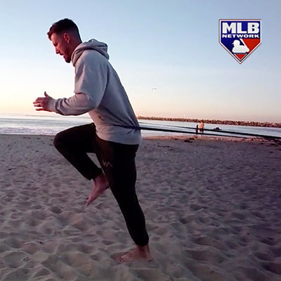 MLB: Michael Lorenzen shares workouts