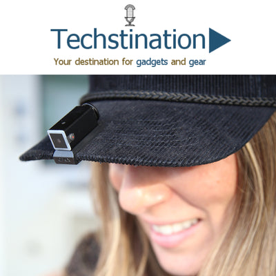 TECHSTINATION: OPKIX innovates with small wearable cameras: VP Christian Scott