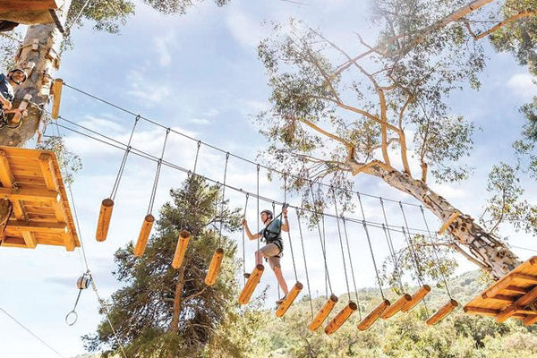 Catalina Ropes Course