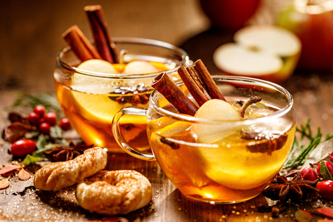 Holiday Hot Cider Recipe